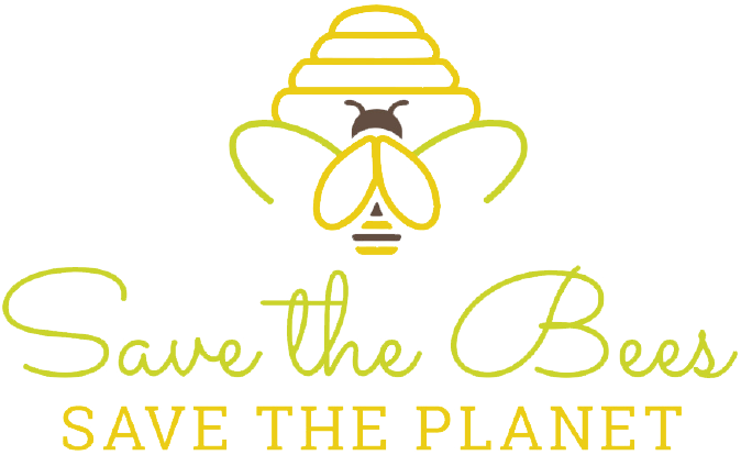 Logo Save the bees