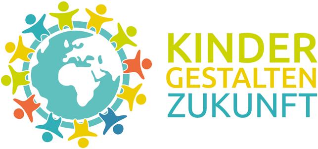 Logo Kinder gestalten unsere Zukunft