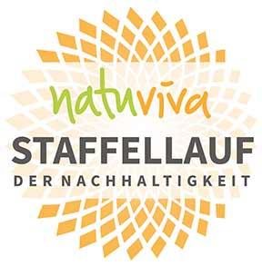 Natuviva Staffellauf Logo
