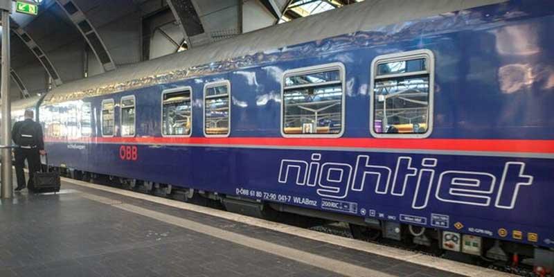 Bahn Österreich