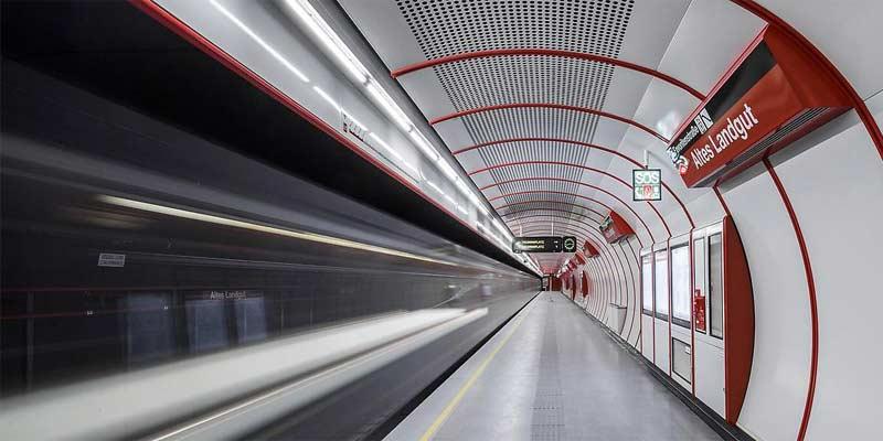 Wiener U-Bahn als Kleinkraftwerk